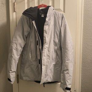 REI Creme Winter Jacket